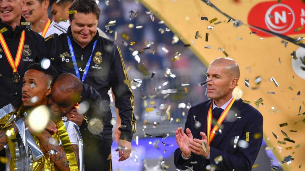 Zidane is the king of finals - Bóng Đá