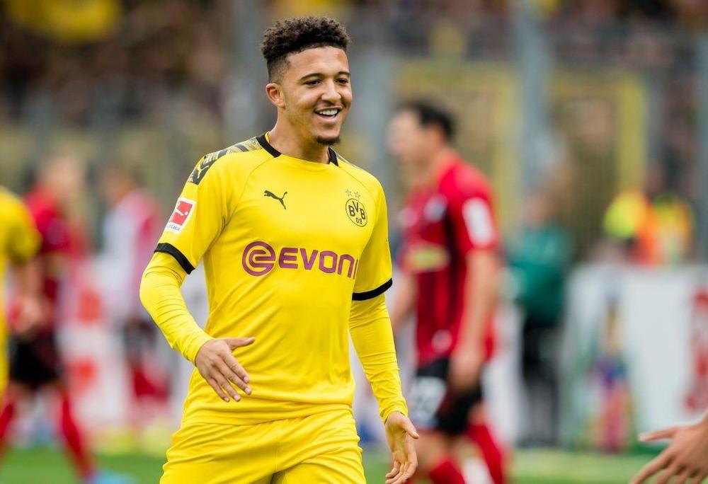 Borussia Dortmund have already started planning for life without Jadon Sancho. - Bóng Đá