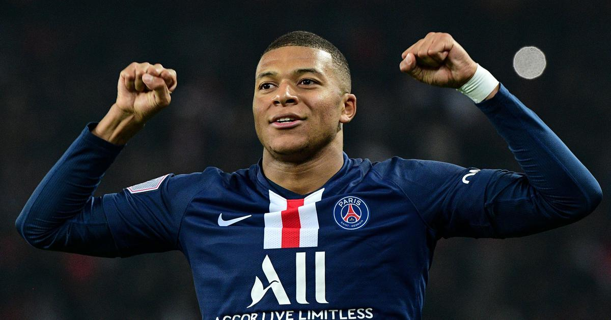 PSG could lose Kylian Mbappe this summer with a 'big possibility' he joins Real Madrid in £257m transfer - Bóng Đá