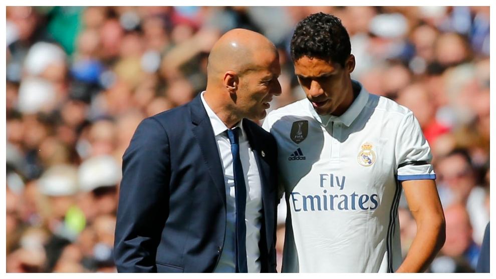 Varane: Zidane is always positive, always confident - Bóng Đá