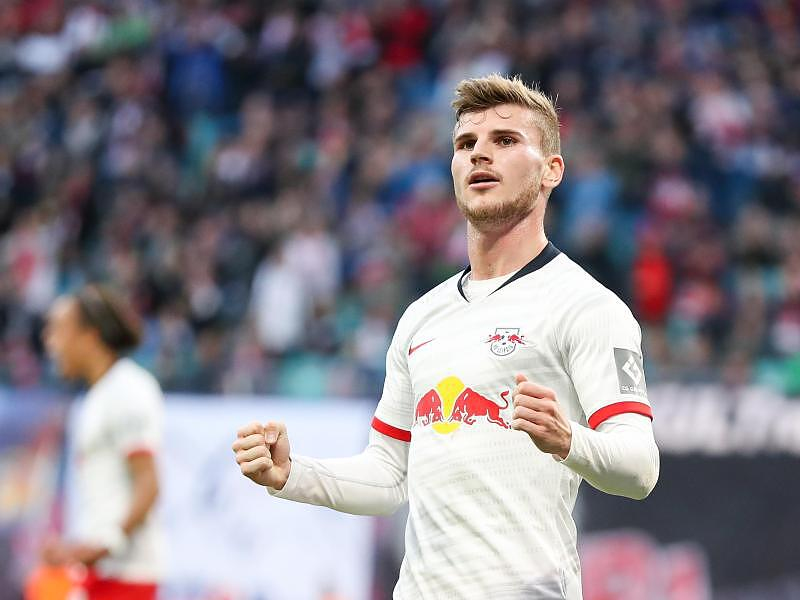 Chelsea are the favourites for Timo Werner with the German striker admitting an appreciation for the Premier League. - Bóng Đá
