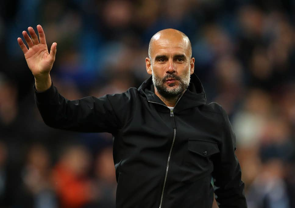 Pep Guardiola backs Quique Setien, says 'his teams always play very well' - Bóng Đá