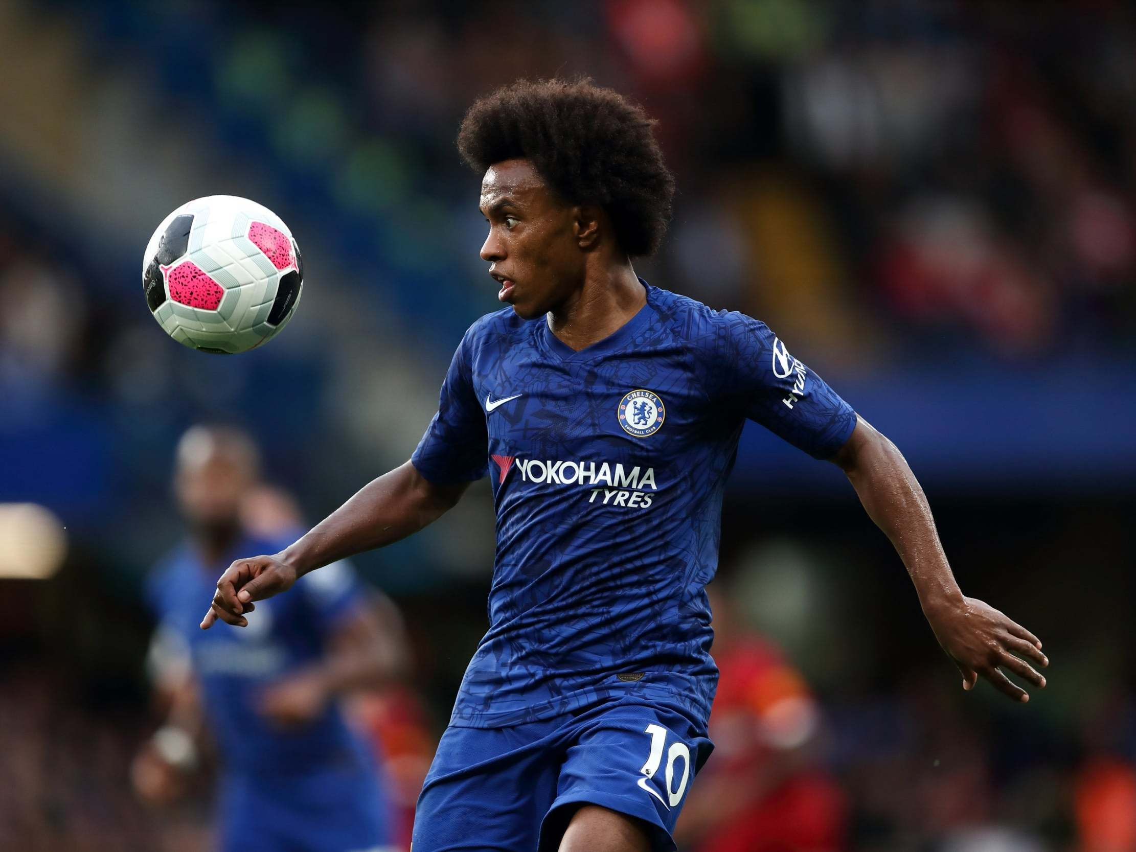 Jose Mourinho plotting reunion with Chelsea star Willian as Tottenham 'keep tabs on Brazilian' with his contract set to expire this summer - Bóng Đá