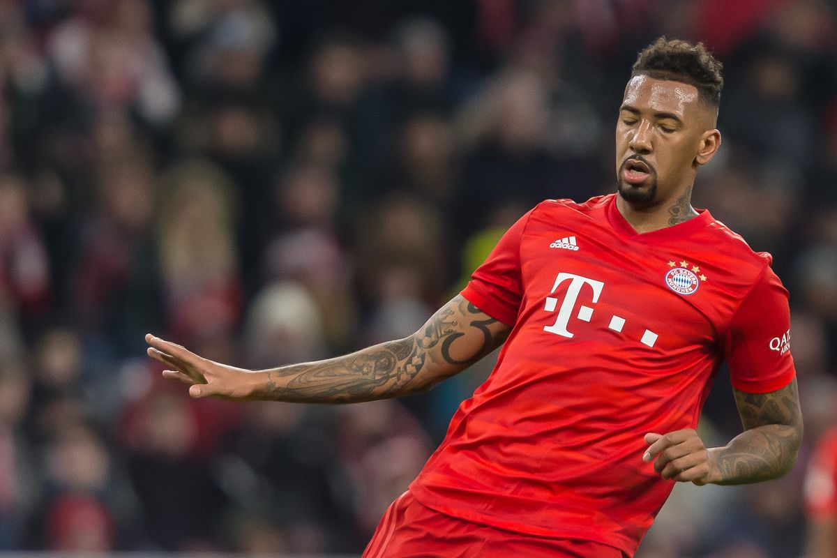 Arsenal want Jerome Boateng loan before pursuing £50m Upamecano transfer in the summer - Bóng Đá