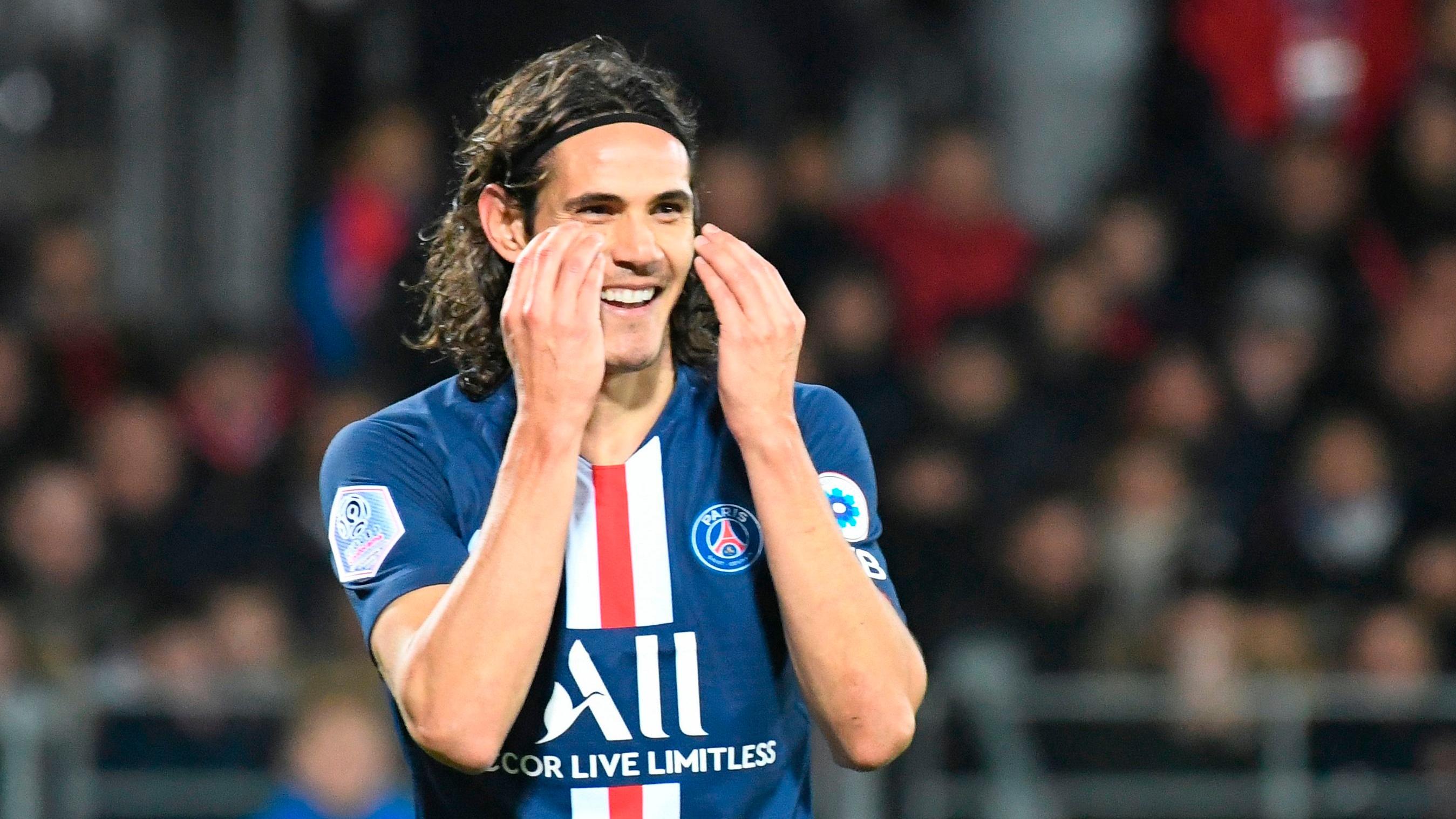 Chelsea join United in race for Cavani - Bóng Đá