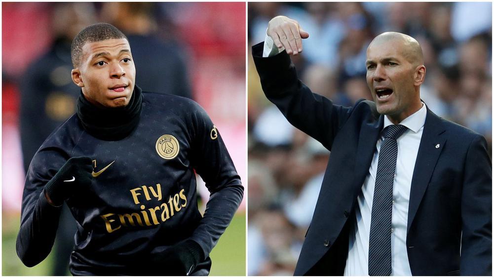 Mbappe reveals that Zidane was his first 'idol' - Bóng Đá