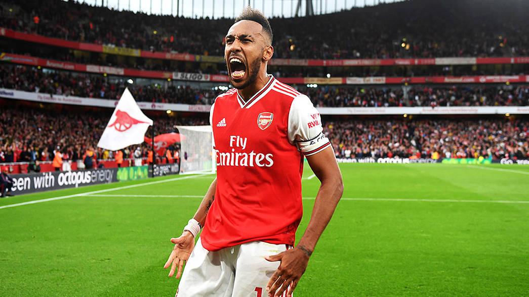 Barcelona to move for Arsenal star Aubameyang with Chelsea transfer target as backup - Bóng Đá