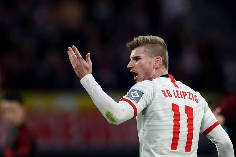 Liverpool face £60m Timo Werner transfer battle as Barcelona 'eye RB Leipzig striker' - Bóng Đá
