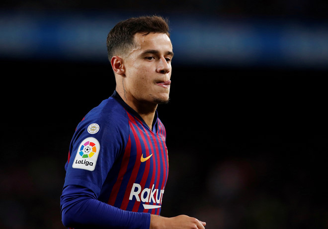 Man Utd, Chelsea and Tottenham to be presented Philippe Coutinho transfer opportunity - Bóng Đá