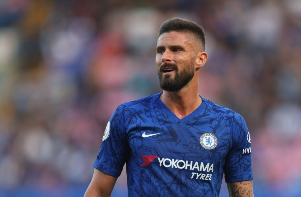 Barcelona to move for Chelsea forward Olivier Giroud? - Bóng Đá