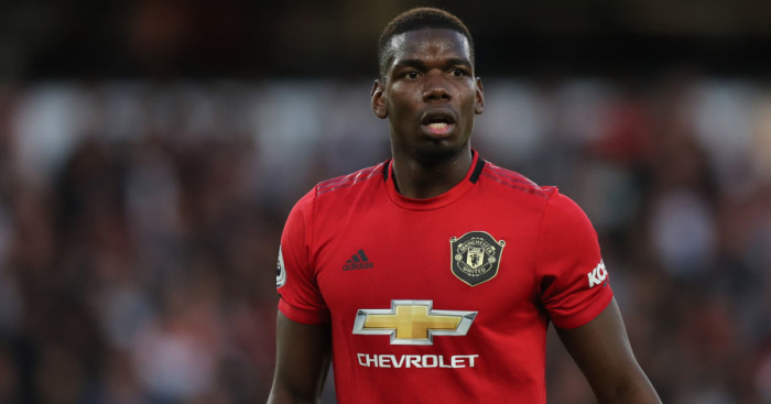 Juventus hell-bent on re-signing Paul Pogba after Man Utd star's agent casts doubt on his Old Trafford future - Bóng Đá