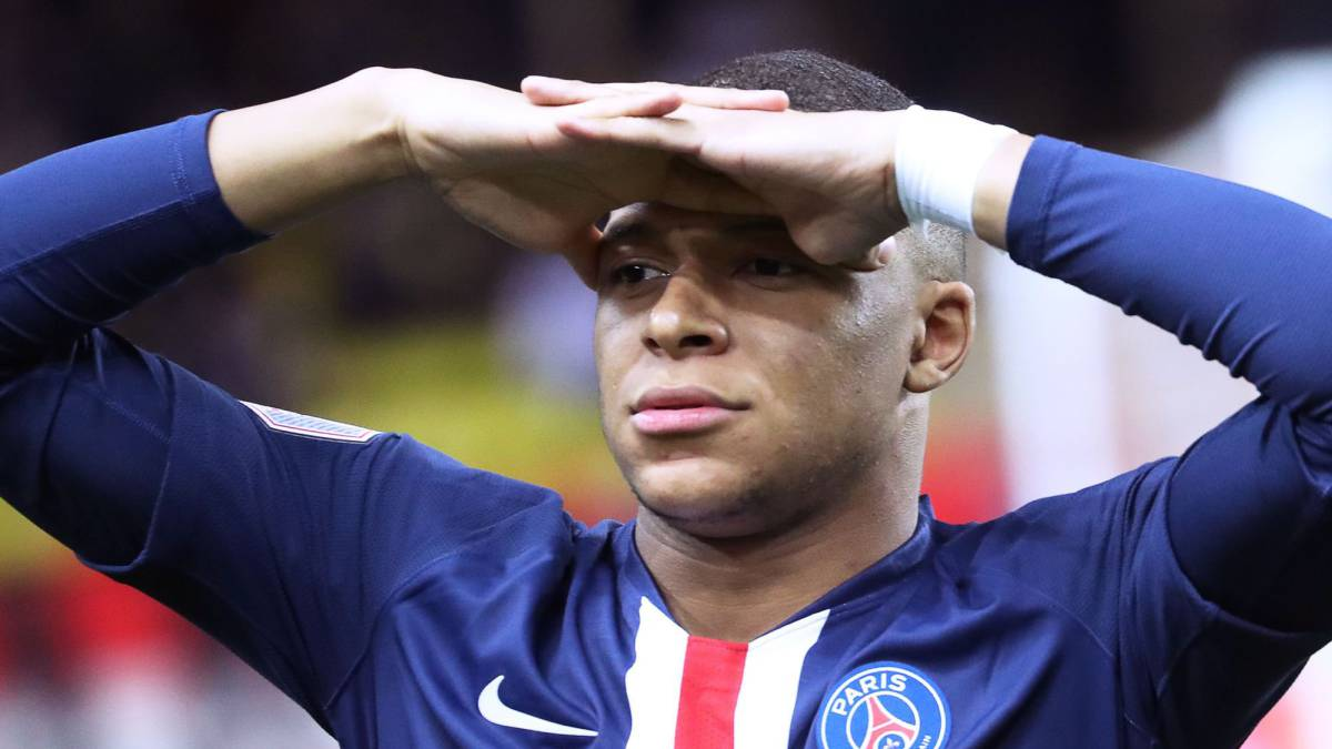 Mbappé following the Hazard roadmap to Real Madrid - Bóng Đá