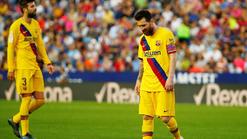 Barcelona's struggles away from the Camp Nou - Bóng Đá