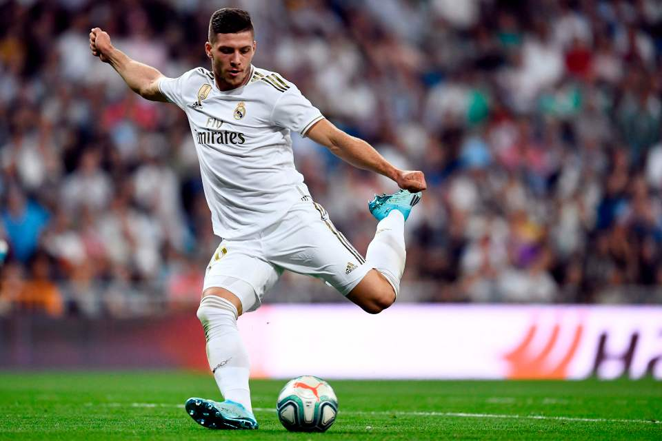 Real Madrid: Luka Jovic targeted as PSG's Edinson Cavani replacement? - Bóng Đá
