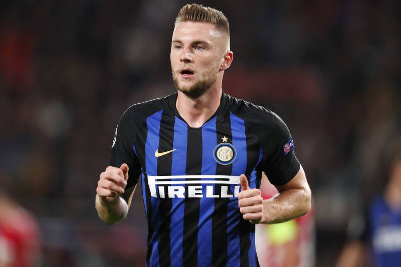Man City 'willing to pay £80m' for Real Madrid transfer target Milan Skriniar - Bóng Đá