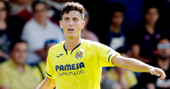 Villarreal's Pau Torres has emerged as the prime candidate to partner Aymeric Laporte at the heart of Manchester City's defence next season. - Bóng Đá