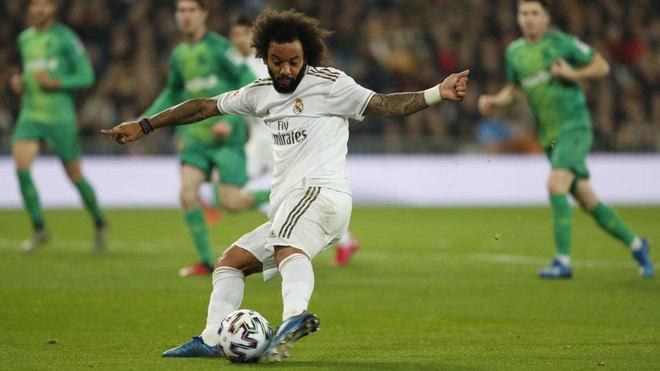 Marcelo: Real Madrid reacted a bit late - Bóng Đá