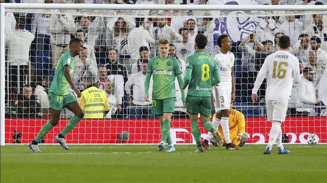 Odegaard scores against Real Madrid but doesn't celebrate - Bóng Đá