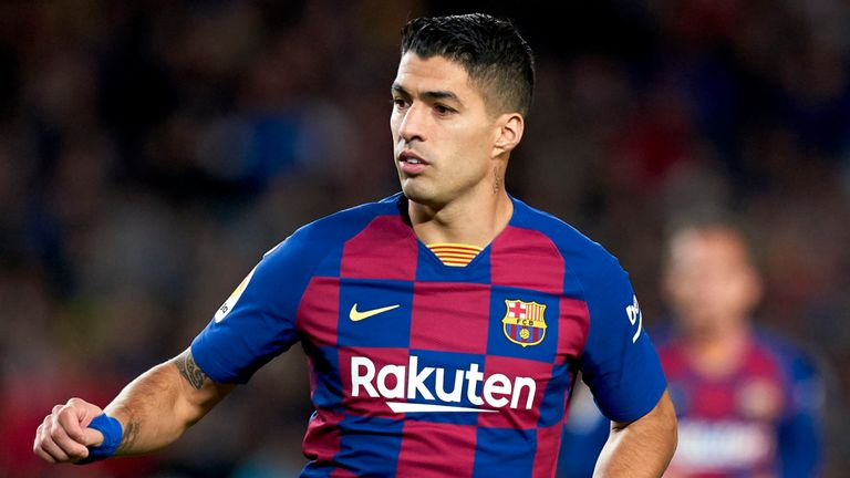 Barcelona backed to beat Chelsea to signing of Luis Suarez replacement - Bóng Đá
