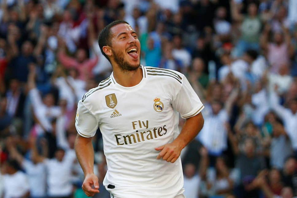 Real Madrid news this week: Eden Hazard steps up his recovery from ankle injury - Bóng Đá