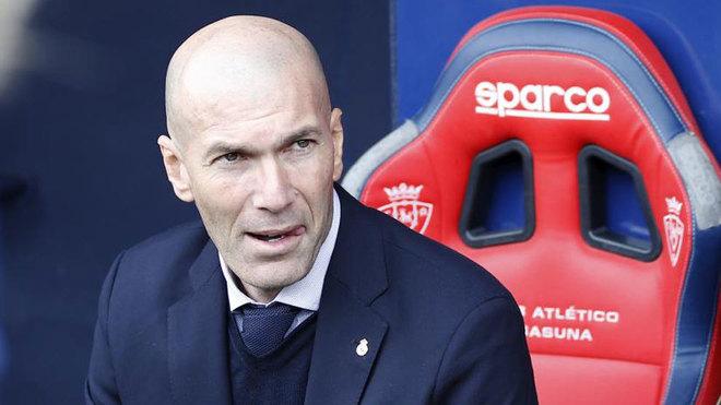 "Soikeoinfo tin: Đại thắng Osasuna, Zidane lập tức ""ban thưởng lớn"""