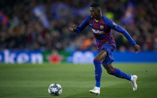 'Please sell him' – These Barcelona fans react to Ousmane Dembele's six-month injury - Bóng Đá