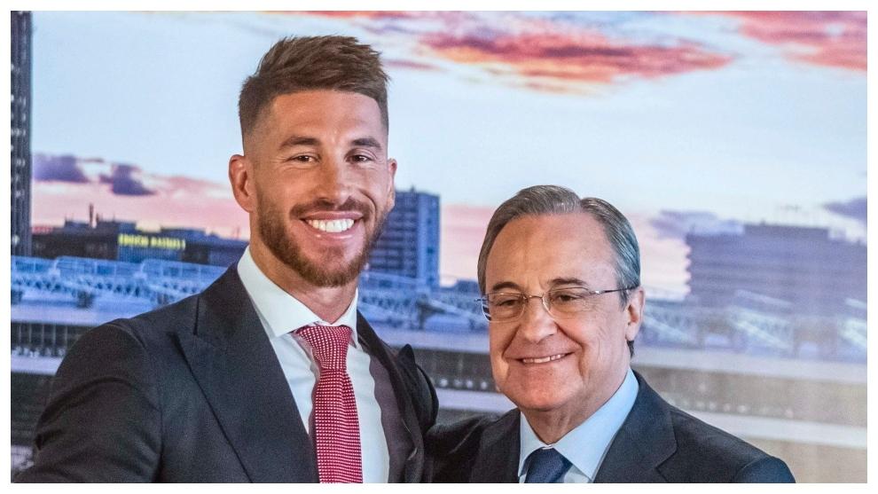 Sergio Ramos contract talks into final stages - Bóng Đá