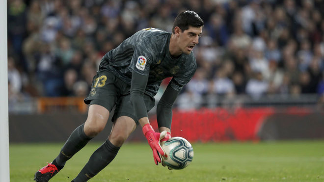 Courtois: Only the press say Barcelona are bad - Bóng Đá