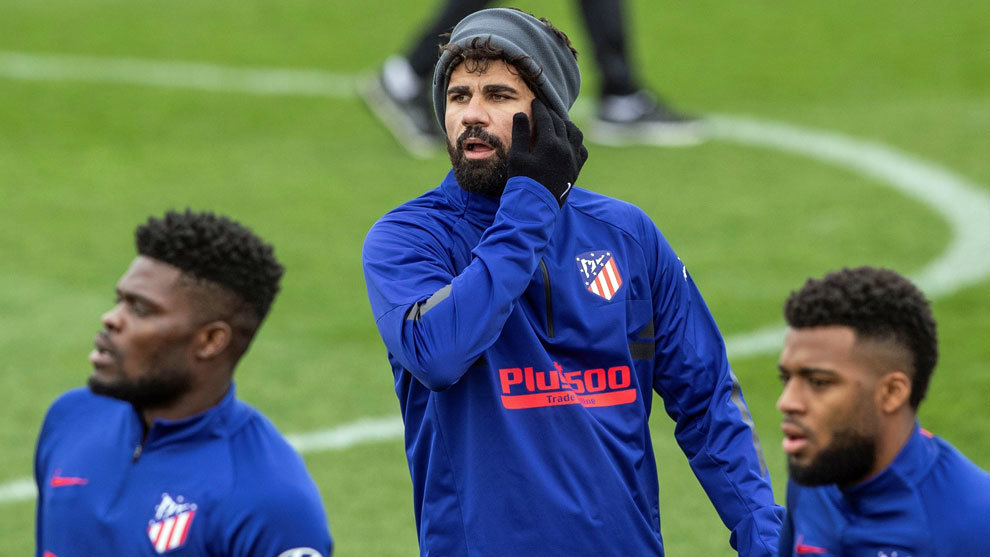 Positive Costa injury news and negative Joao Felix injury news - Bóng Đá