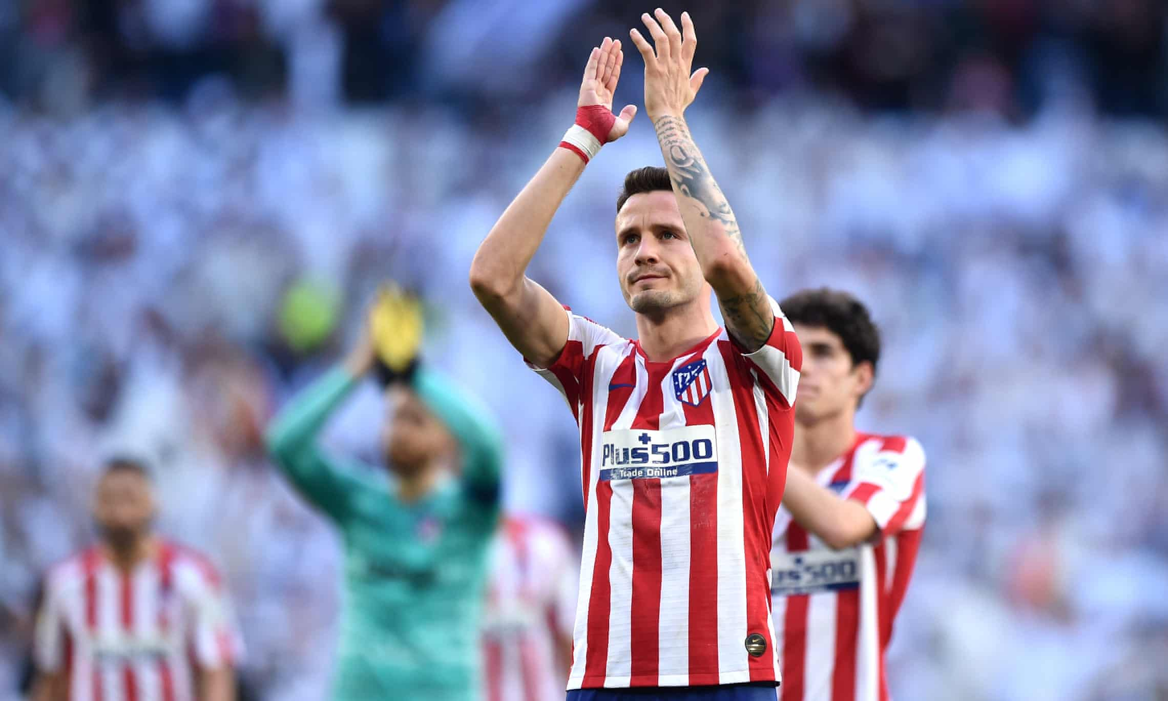 Atlético's Saúl Níguez: 'We know how we can hurt Liverpool' - Bóng Đá