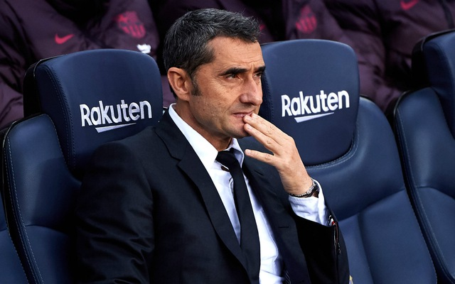 Sacked Barcelona boss Ernesto Valverde opens up on Liverpool Champions League nightmare - Bóng Đá