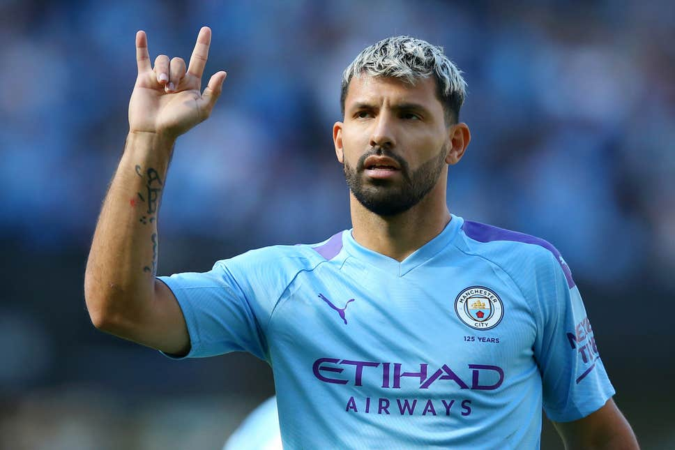 Real Madrid: City ban could lead to Atletico Aguero bidding war - Bóng Đá