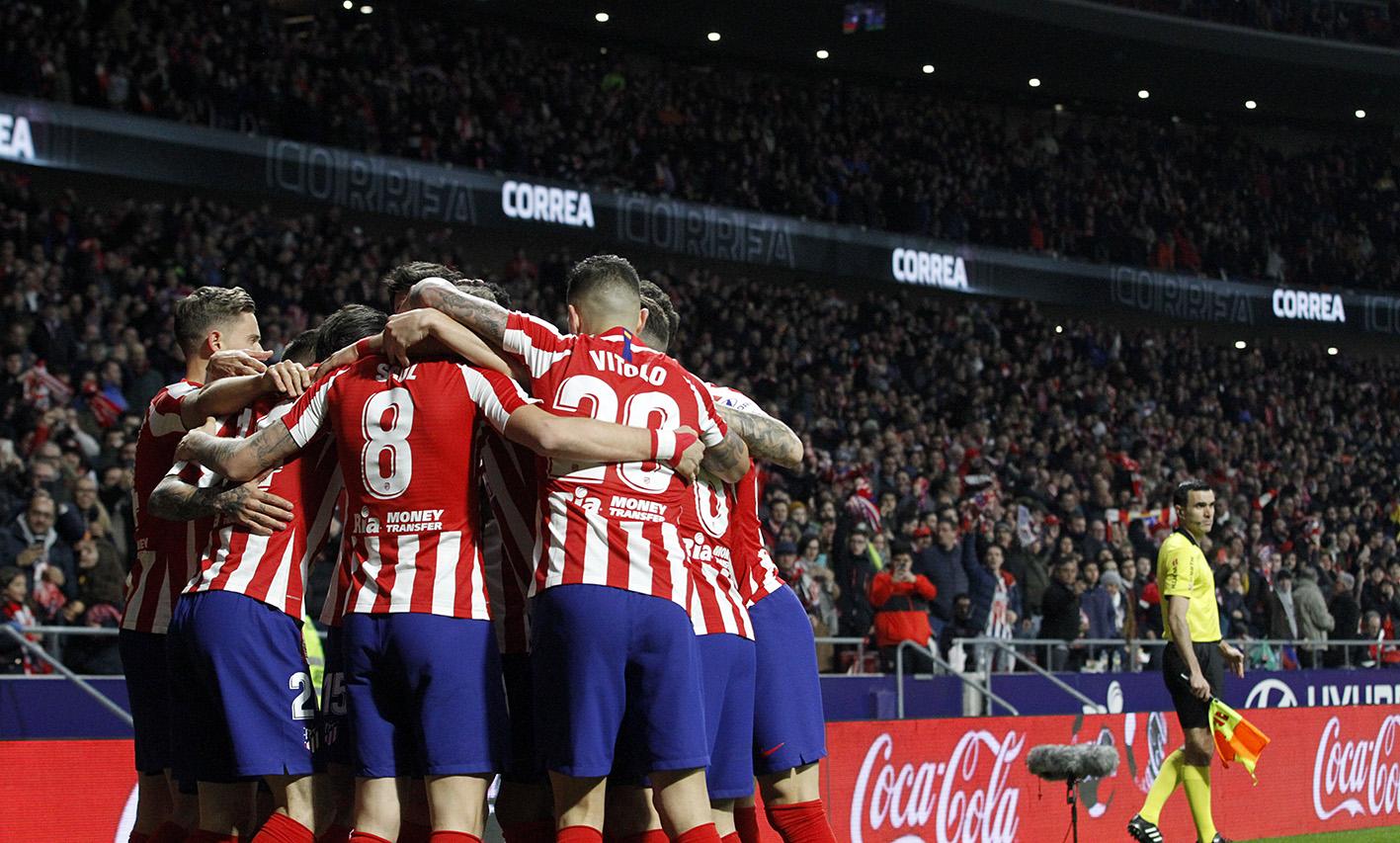 El Atlético contra todo - Bóng Đá