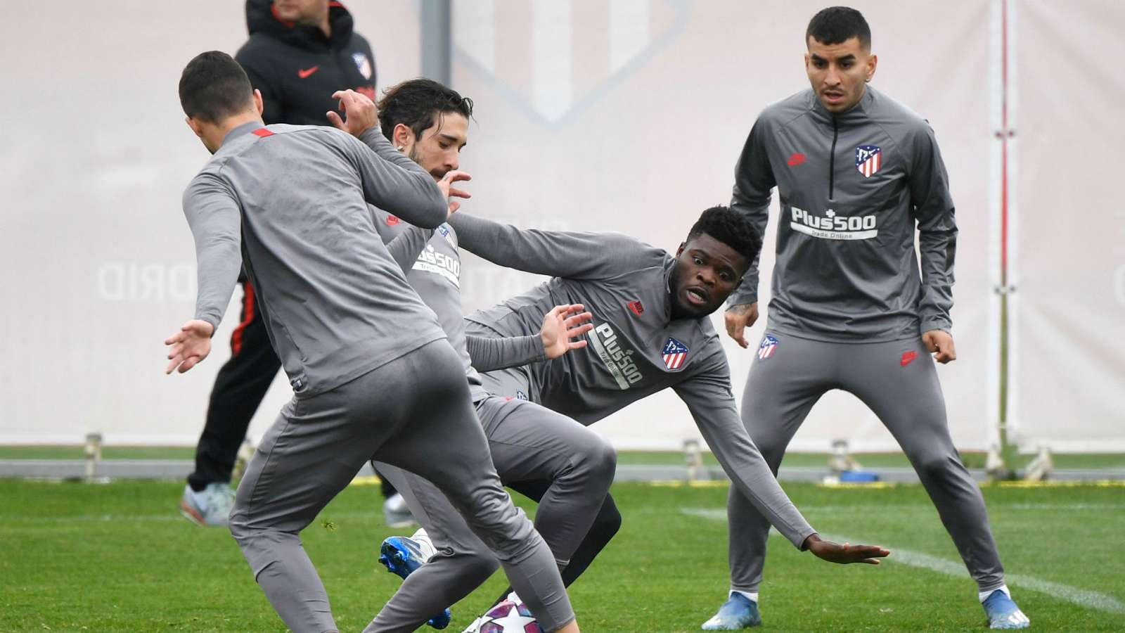 'We are used to difficult situations' - Atletico Madrid's Partey boasts ahead of Liverpool clash - Bóng Đá