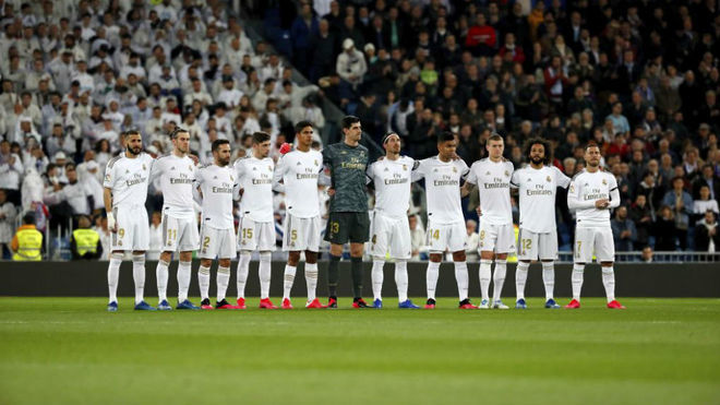 Zidane's Real Madrid suffer at the Bernabeu and it's putting the league in danger - Bóng Đá