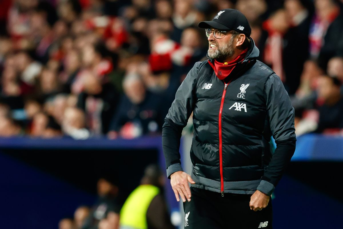 Atletico are 'angry' with Klopp's comments & urge him to be 'gracious' in defeat – ESPN - Bóng Đá