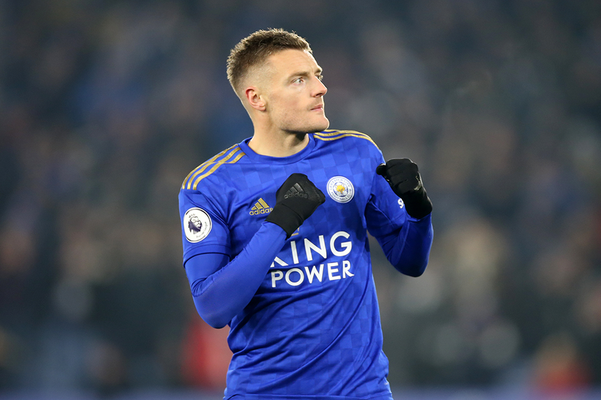 'One of the best strikers I have seen': Pep hails Vardy as Manchester City boss insists Leicester striker is up there with Messi  - Bóng Đá