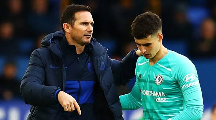 Chelsea identify £33m Kepa Arrizabalaga transfer replacement but face Barcelona hurdle - Bóng Đá