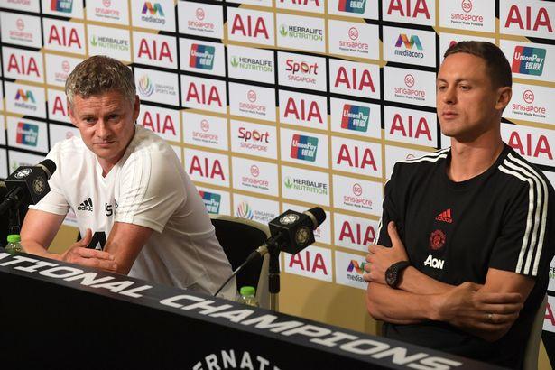 Manchester United have a transfer decision to make over Nemanja Matic - Bóng Đá