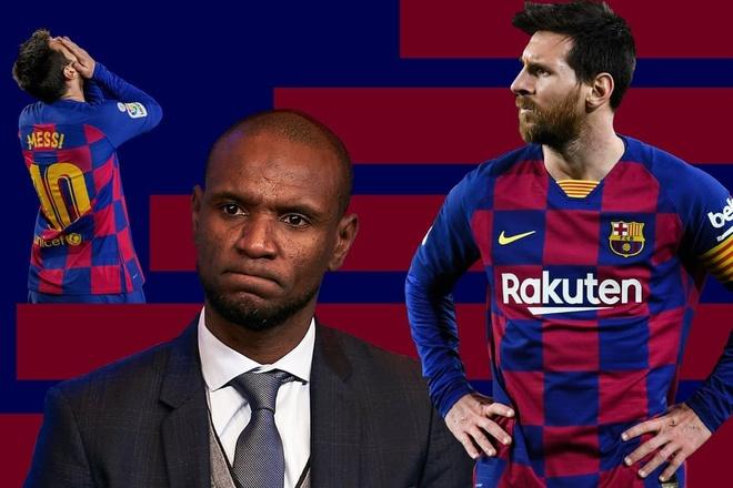 Messi phát biểu về Eric Abidal (The Guardian) - Bóng Đá