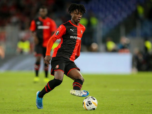 Real Madrid 'preparing to launch Eduardo Camavinga bid' - Bóng Đá