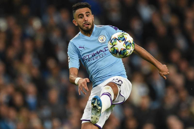 Real Madrid vs Man City: Riyad Mahrez is the secret weapon that can lead a Champions League charge - Bóng Đá