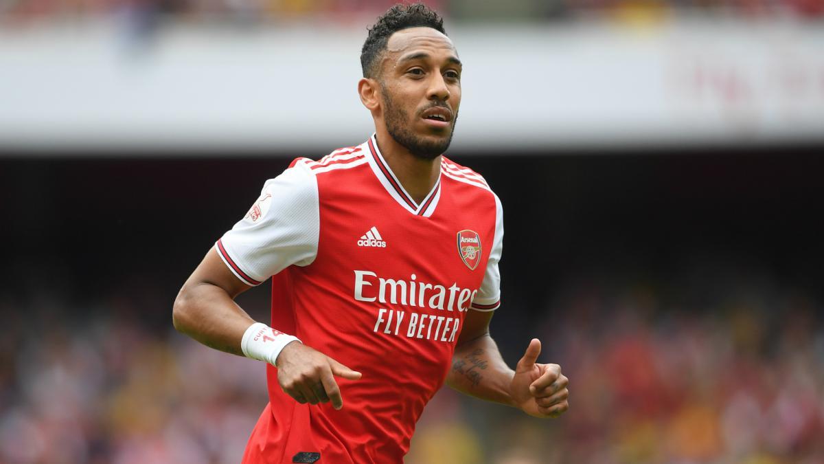 Aubameyang contract talks with Arsenal hit a halt - Bóng Đá