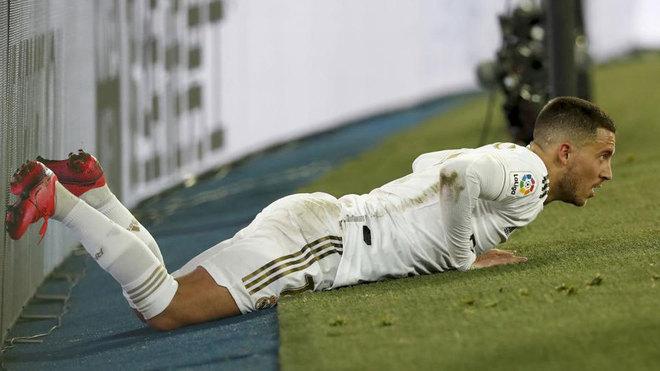 Surgery becomes a real option for Hazard - Bóng Đá