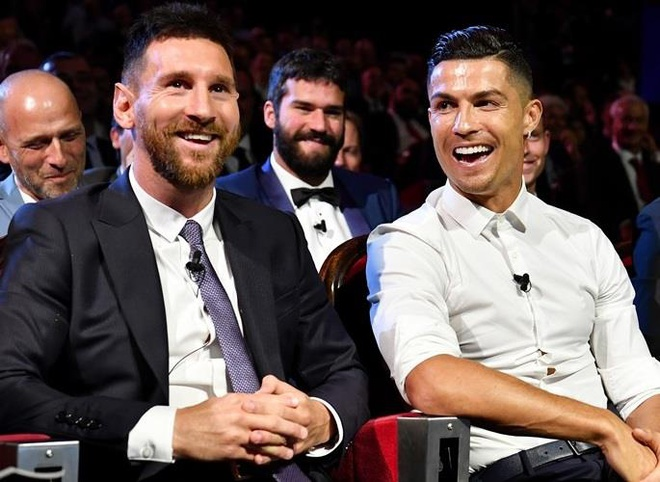 David Beckham Talks Rumors of Recruiting Cristiano Ronaldo, Lionel Messi - Bóng Đá