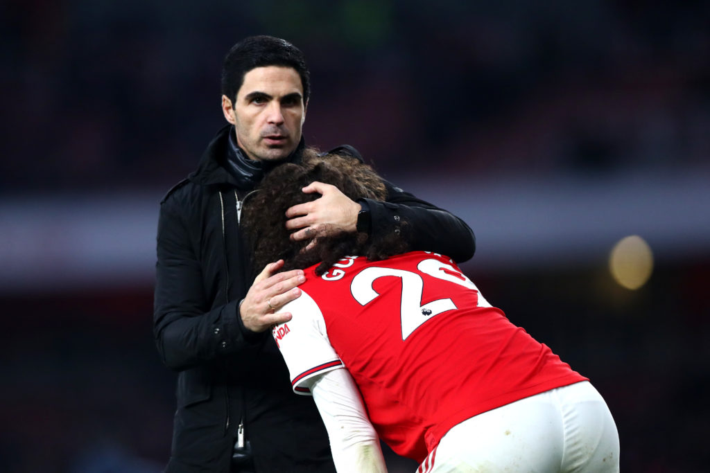 Mikel Arteta responds after Arsenal crash out of Europa League to Olympiacos - Bóng Đá