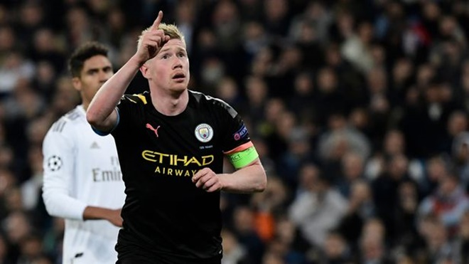 De Bruyne would get into any team in the world... he even improve Jurgen Klopp's perfect Liverpool team and that must worry Manchester City - Bóng Đá