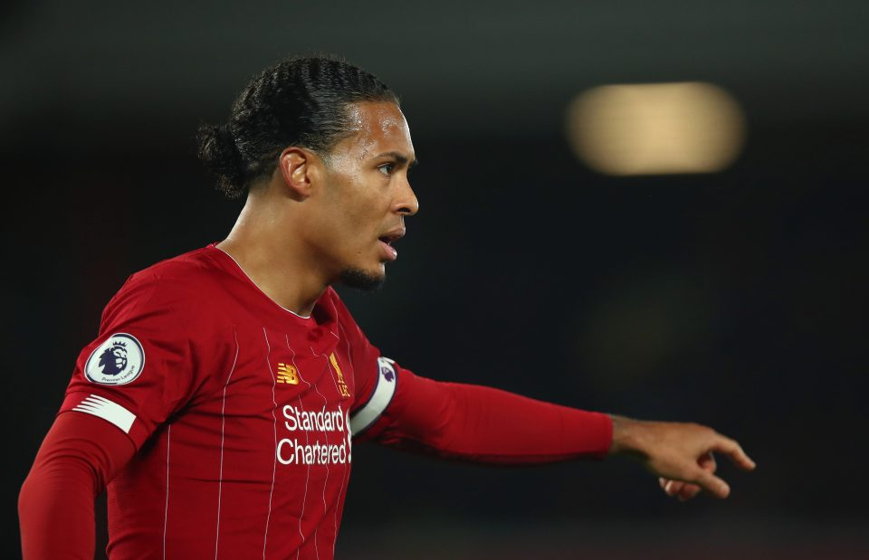 Liverpool to make Virgil van Dijk the best paid defender in the world after announcing monster £533m turnover - Bóng Đá