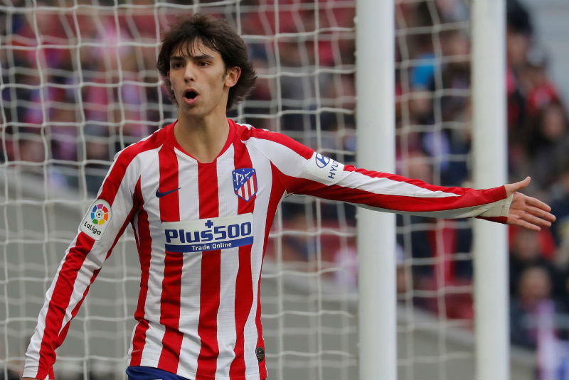 El reto de Joao Félix en el Atlético - Bó.ng Đá.