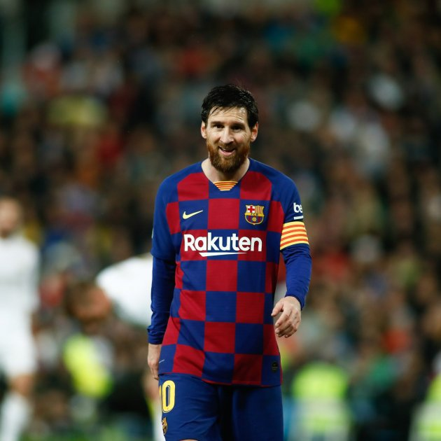 Barca Are Floundering And Lionel Messi Is The Only Factor Keeping Them Running - Bó.ng Đá.